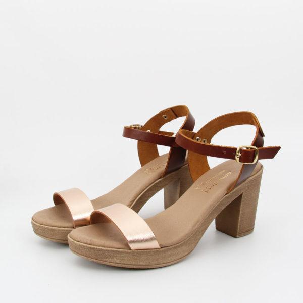 Πέδιλα Ταμπά μπρονζε Γυναικεία Bene feet