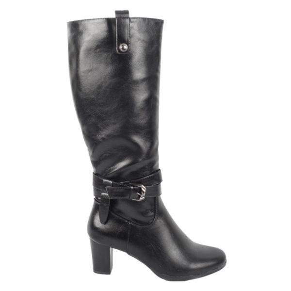 Γυναικείες Μαύρες Μπότες