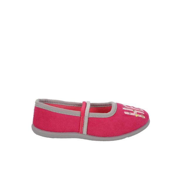 Παιδικές Παντόφλες Ροζ λάστιχο