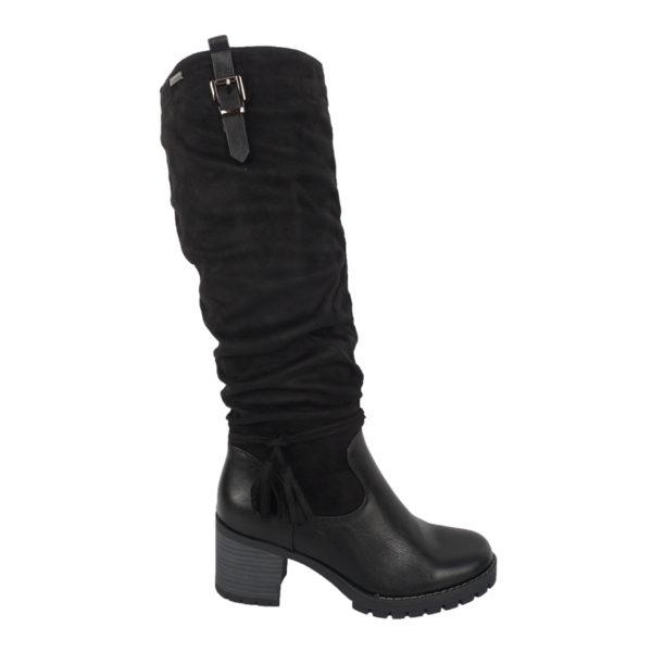 Μπότες Μαύρες Ψηλές Blondie