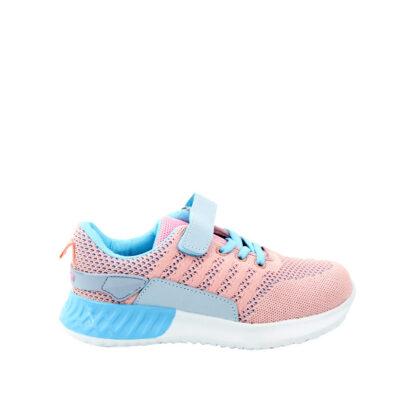 Αθλητικά ροζ γαλάζιο παιδικά