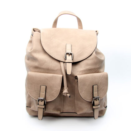 Τσάντα Taupe Backpack