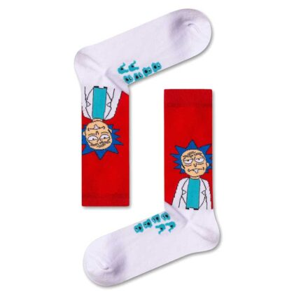 Κάλτσες Rick and Morty Χωρίς Ραφές