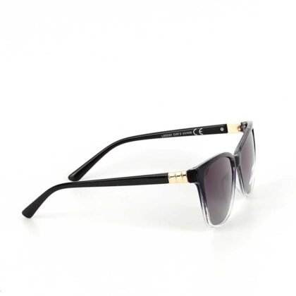 Polarized Γυναικεία Γυαλιά Μαύρο-Διάφανο