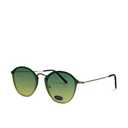 Γυαλιά Ντεγκραντέ Green με μεταλλικό σκελετό