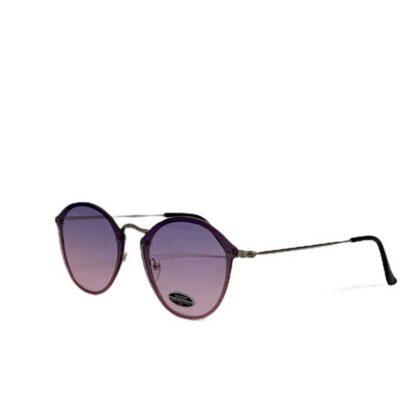 Γυαλιά Ντεγκραντέ Purple με μεταλλικό σκελετό