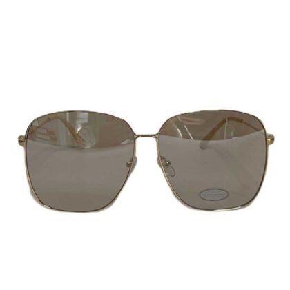 Τετράγωνα Γυναικεία Γυαλιά Ηλίου μπέζ