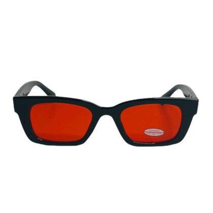 Γυναικεία γυαλιά Fashion μαύρα-κόκκινα.
