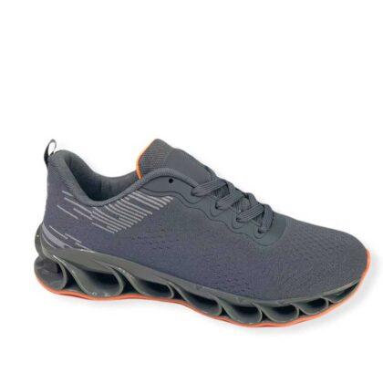 Αθλητικά ανδρικά παπούτσια γκρί.