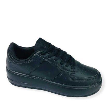 Unisex Sneakers Δίσολο Μαύρο
