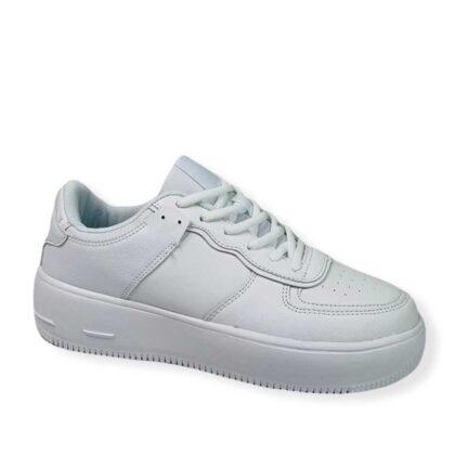 Unisex Sneakers Δίσολο Λευκό