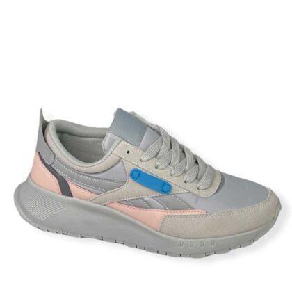 Γκρί Γυναικεία Αθλητικά παπούτσια.