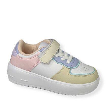 Sneakers Πολύχρωμο Κορίτσι Νο 28-35