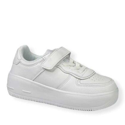 Sneakers Unisex Λευκό Νο 28-35