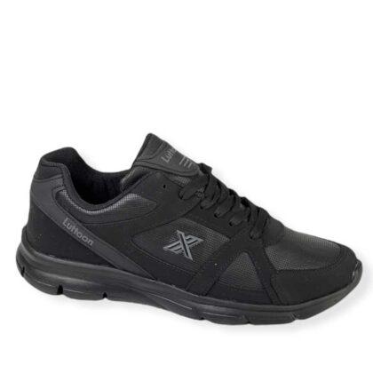 Μαύρα Αθλητικά Παπούτσια.