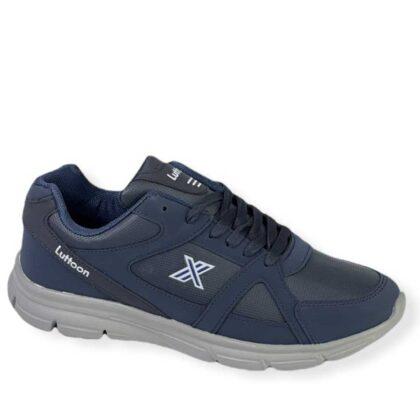 Μπλέ Αθλητικά Παπούτσια.