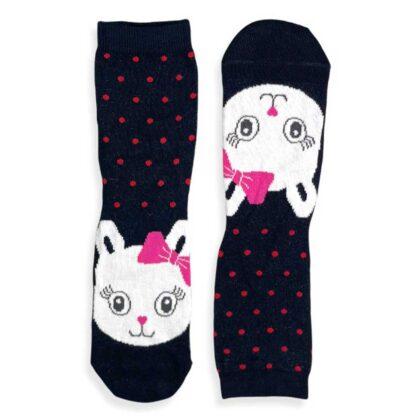 Κάλτσες VTEX socks με σχέδιο γατούλα