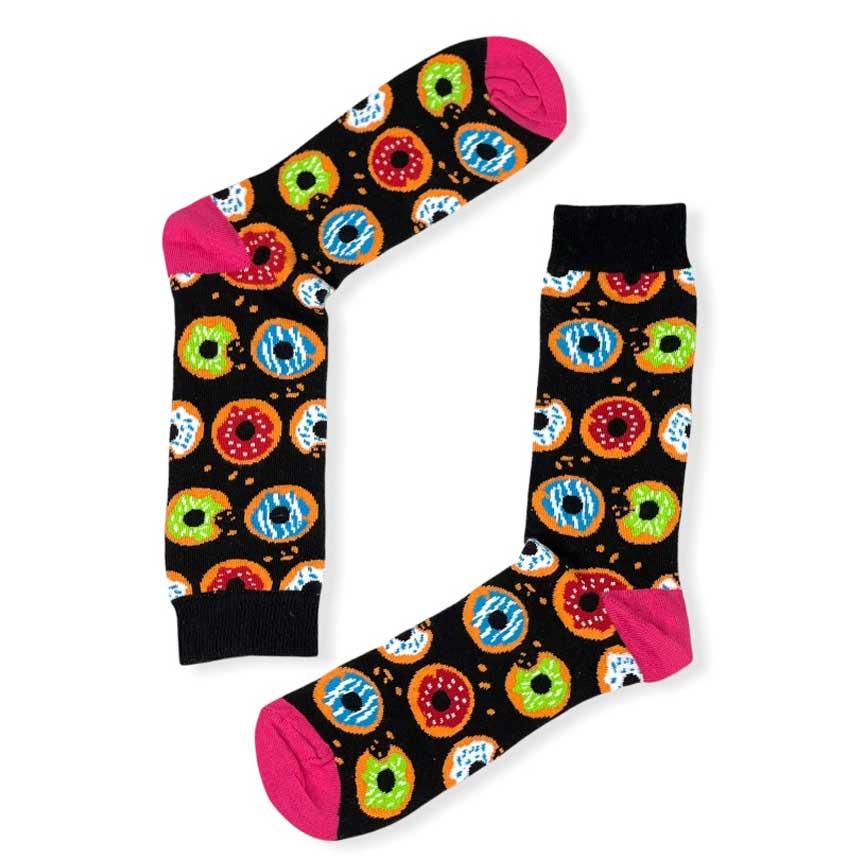 Ανδρικές Κάλτσες Vtex με σχέδιο Donut