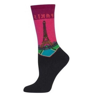 Κάλτσες Unisex Take Me To Paris χωρίς ραφές